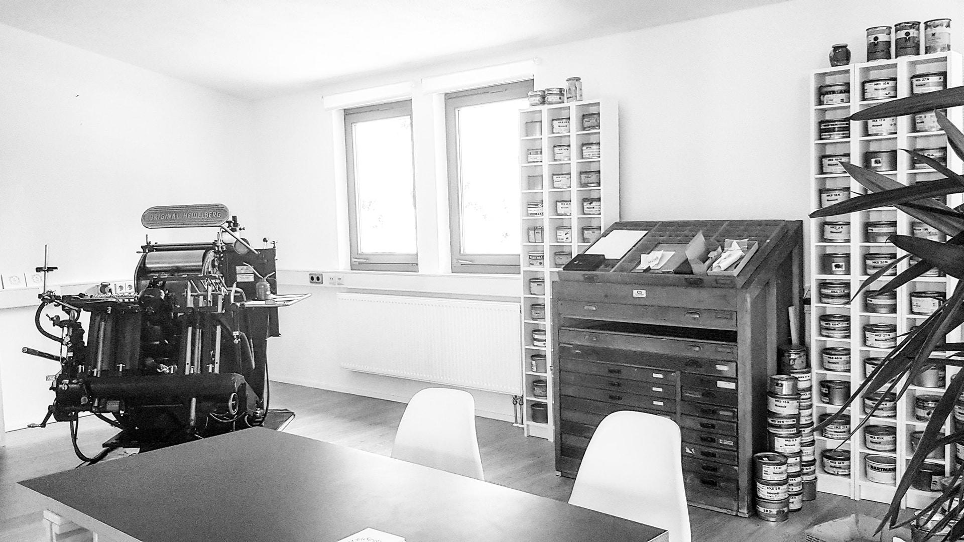 Studio Heija Innenansicht